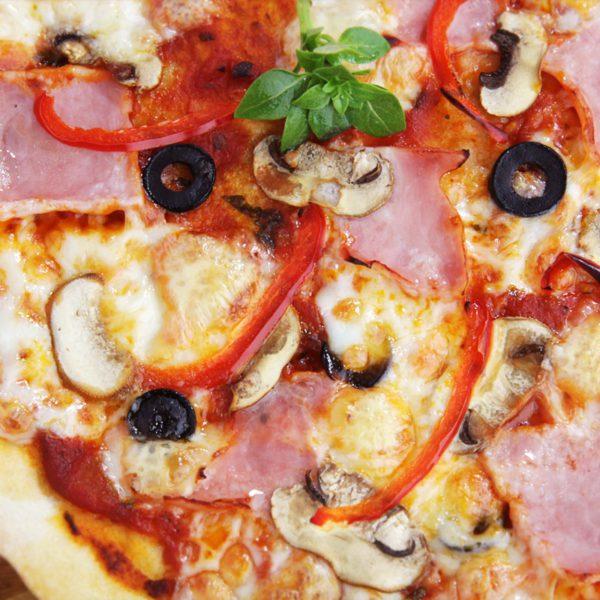 Говайская пицца